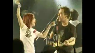 PARAMORE + PUNCHLINE - SHIBUYA CLUB QUATTRO - TOKYO - 07-06-2006