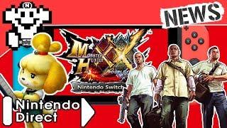 Animal Crossing und GTA V in der nächsten Nintendo Direct? - NerdNews #214