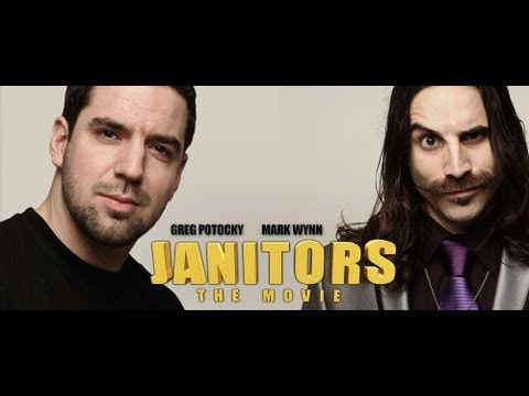 Janitors: The Movie - IndieGoGo Campaign