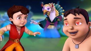 Super Bheem - Hypnotize Hua Kalia   Adventure Videos for Kids in Hindi   Cartoons for Kids Thumb