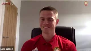 Zoom Interview - Portadown Youth