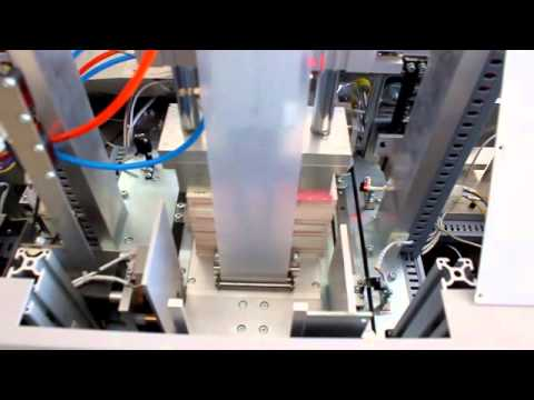 HUIJIN OFFICIAL VIDEO SHRINKING MACHINE