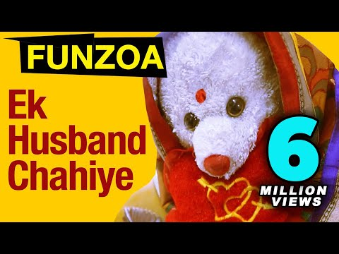 Ek Husband Chahiye- Funny Song About Bride Looking For A Groom | Funzoa Funny Hindi Song For Friends