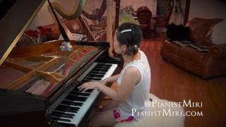 Fifth Harmony - All in My Head (Flex) ft. Fetty Wap | Piano Cover by Pianistmiri 이미리