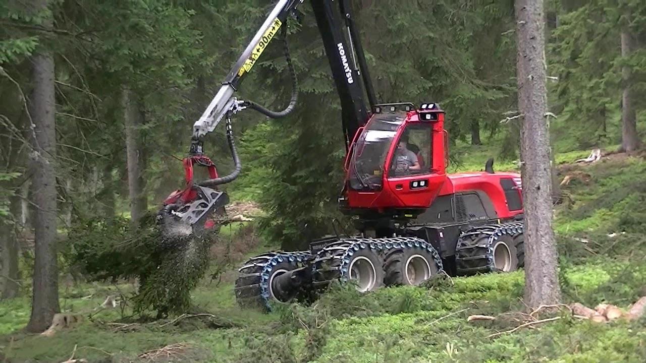 Komatsu 931XC & C144 Vol 2 - Diesel Power
