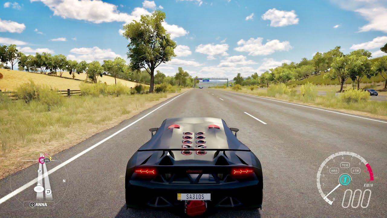 Forza Horizon 3 Lamborghini Sesto Elemento Youtube