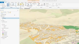 Convert a Map to a Scene in ArcGIS Pro