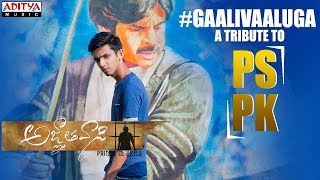Gaali Vaaluga - A Tribute To #PSPK