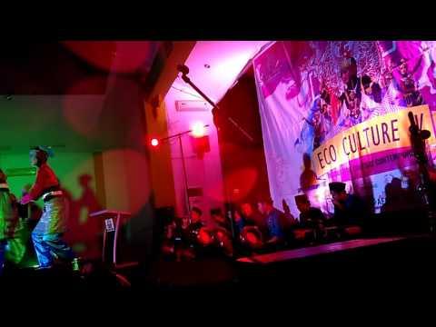 JQH AL-WUSTHO perform in ECO CULTURE IAIN Surakarta