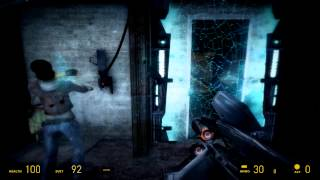Half-Life 2: Episode Two Playthrough | FakeFactory Cinematic Mod 2013 Beta | Freeman Pontifex #3
