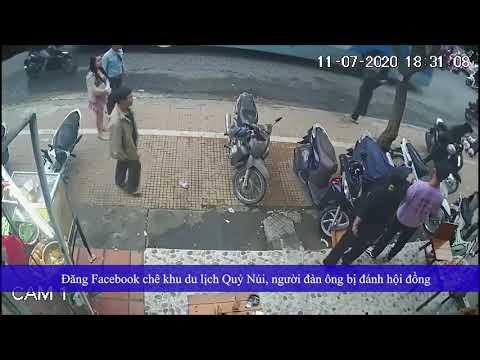 Đăng Facebook chê khu du lịch Quỷ Núi, người đàn ông bị đánh hội đồng