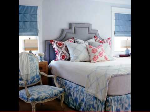 Light Blue And Gray Bedroom Ideas