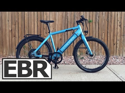 Stromer ST1 Limited Edition Video Review - High Speed Commuting Electric Bike
