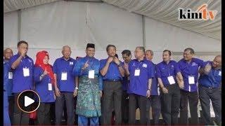 Pemimpin BN hadir, misi tawan DUN Sungai Kandis