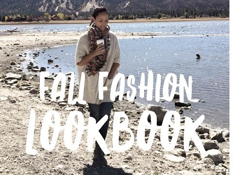 Fall Lookbook | Fashion & Style