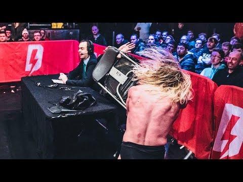 Martin Kirby vs. Mark Haskins (Defiant Wrestling #6)