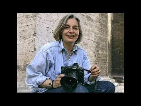 Deutsche Foto-Reporterin Anja Niedringhaus in Afghanistan erschossen