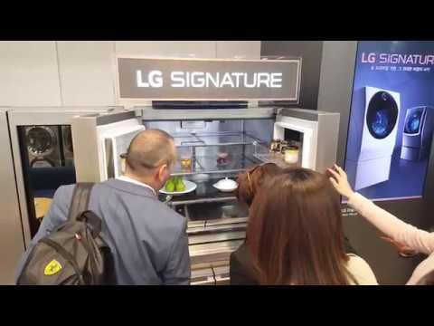 LG press tour Dz 2017 technology seoul