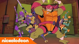 Эволюция Черепашек-ниндзя | Тизер | Nickelodeon Россия