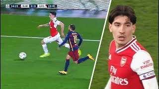 Hector Bellerin - All 34 Goals & Assists for Arsenal