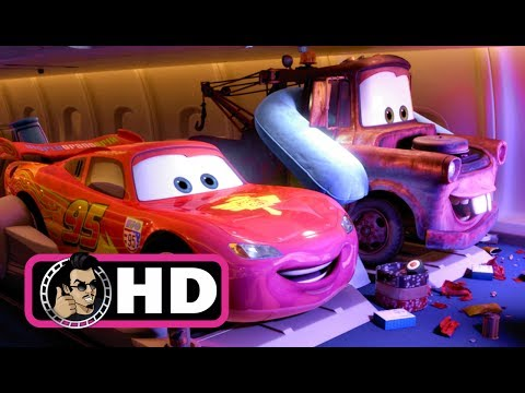CARS 2 (2011) Movie Clip - Lightning McQueen Takes Mater to Japan |FULL HD| Animated Movie