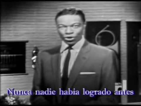 Nat King Cole - Unforgettable (subs. español)