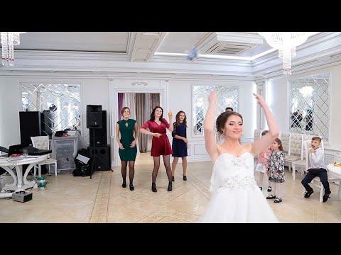 Букет невесты на свадьбе Петра и Кристины