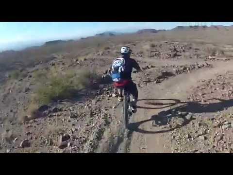 Boy Scout Trail - Bootleg Canyon