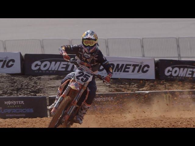 Racer X Films: 2019 Daytona SX Press Day