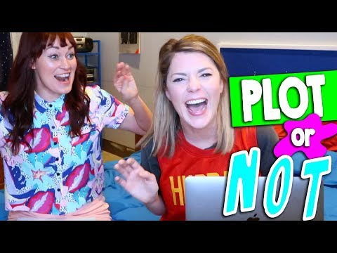 SAVED BY THE BELL PLOT OR NOT ft. MAMRIE HART // Grace Helbig