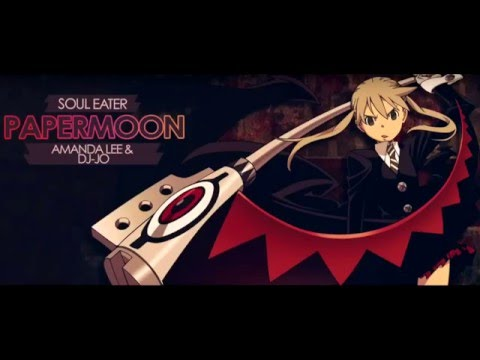 AmaLee's Soul Eater Papermoon (1 Hour)