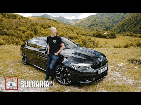 Exploring Bulgaria In A BMW M5 Competition | Eᴘ65: Bᴜʟɢᴀʀɪᴀ