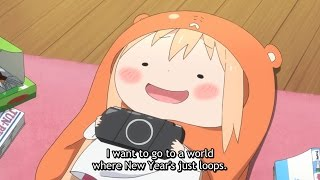 Himouto! Umaru-chan - New Years!