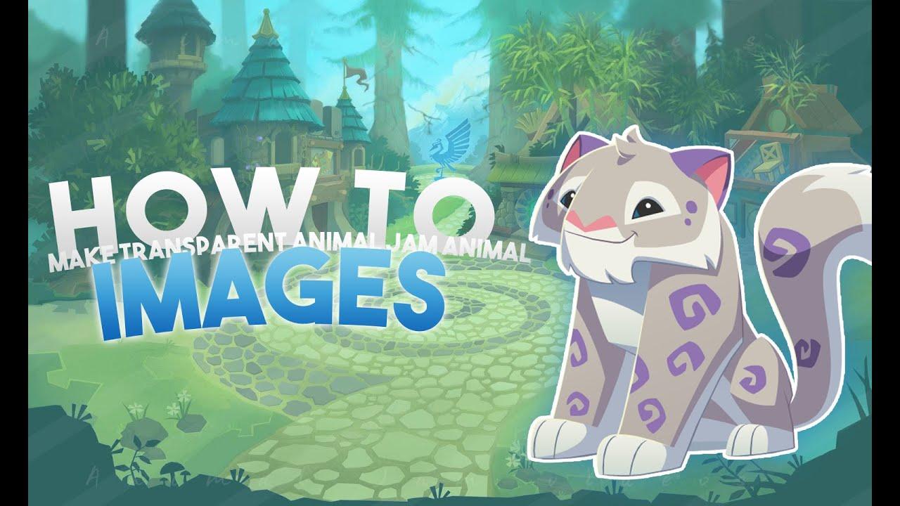 How to make transparent no background animaljam images - Animal jam desktop backgrounds ...