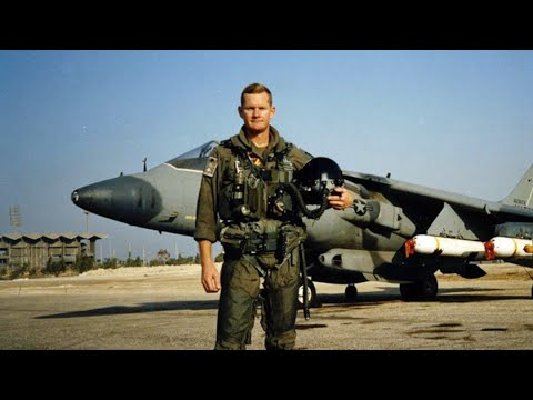 Harrier Combat Operations