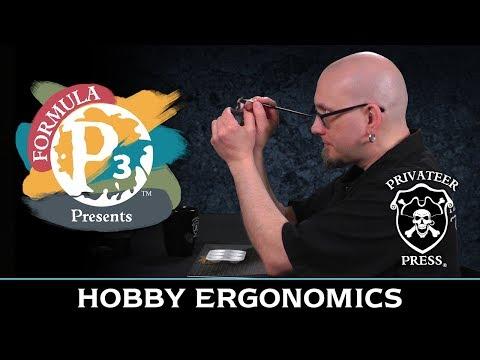 Formula P3 Presents: Hobby Ergonomics