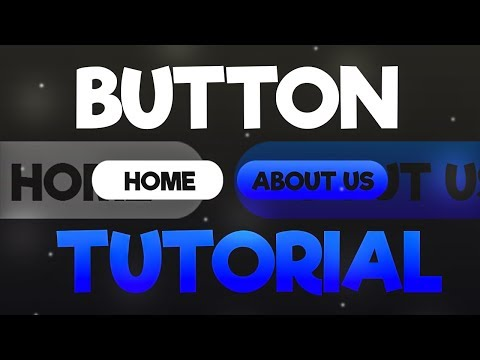 How to Create Buttons using HTML & CSS | Web development tutorial for beginners thumbnail