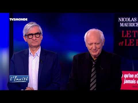 """Nicolas DOMENACH et Maurice SZAFRAN : """"Macron le tueur et le poète"""""""