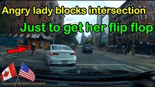 Road Rage USA \u0026 Canada | Bad Drivers, Crashes, Brake Check , Hit and Run, Instant Karma | New 2020