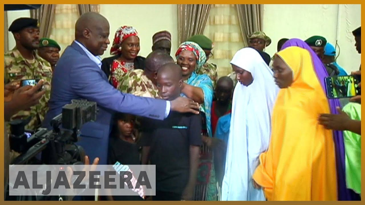 🇳🇬 UNICEF Nigeria welcomes release of child Boko Haram suspects | Al Jazeera English