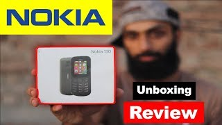 Nokia 130 Dual SIM Unboxing And Full Review In Urdu/Hindi | New Version | My Technical Solution