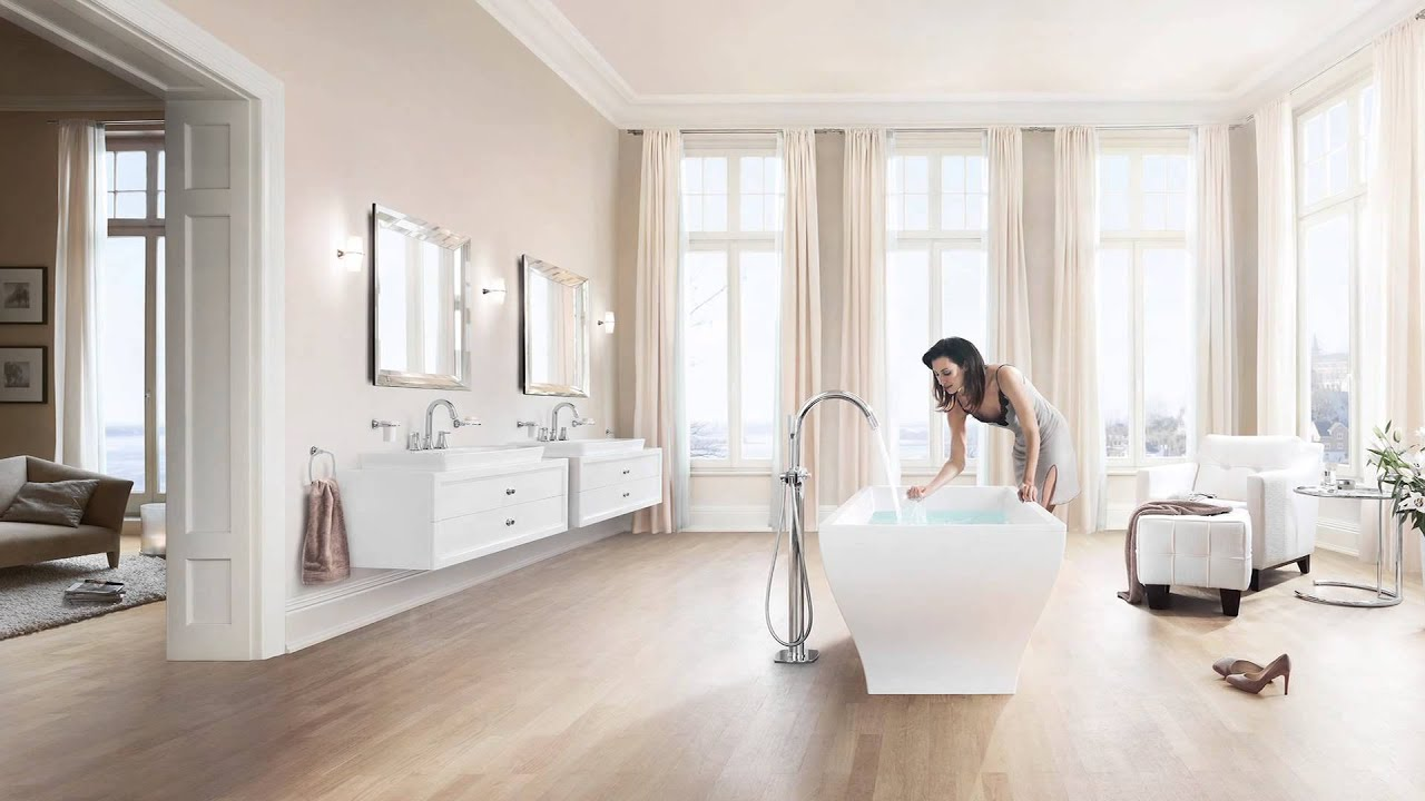 GROHE | Bath & Shower Overview | Product Video - YouTube