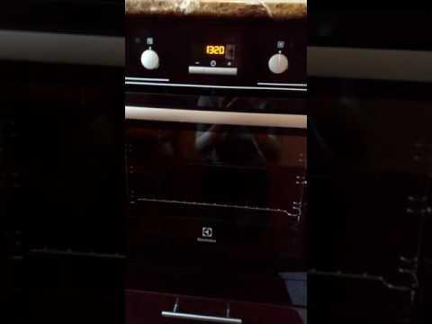 Духовой шкаф ELECTROLUX EZB52410AK #отзывмвидео #electrolux