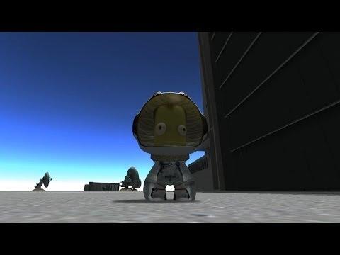 Kerbal Space Program - Chris Hadfield (David Bowie - Space Oddity)