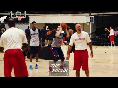 Washington Wizards Training Camp Day One