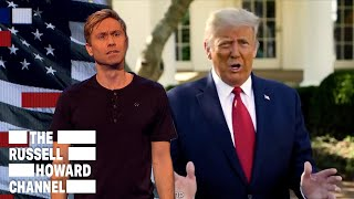 Donald Trump Being an Absolutely Awful President (Part 3) | The Russell Howard Channel