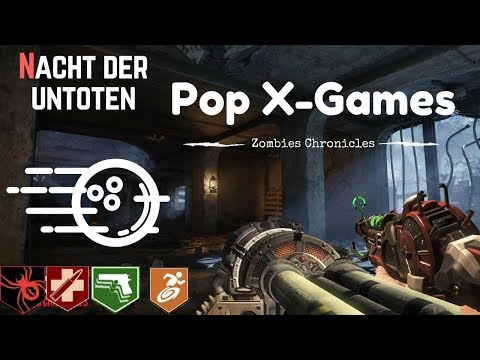 Nacht Der Untoten🔝| Zombies Chronicles|Pop Tops
