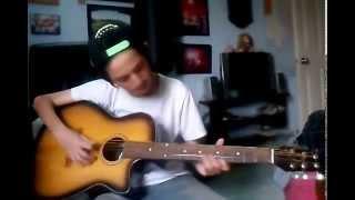Guitar Sữa đậu nành - Chiếc xe màu xanh