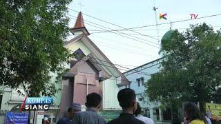 Tunjukkan Toleransi, Gereja Ini Tiadakan Kebaktian Pagi