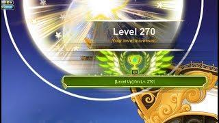 MapleStory Leveling to Level 270!